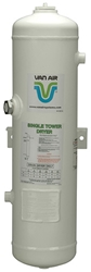 D8 Freedom Single Tower Compressed Air Dryer